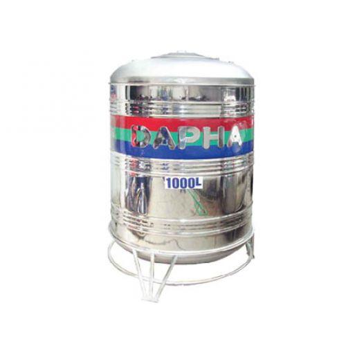 BỒN INOX DAPHA 3000 LÍT ĐỨNG XUẤT KHẨU