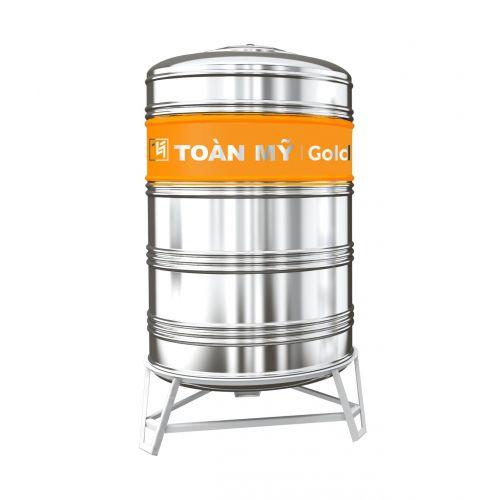 BỒN INOX TOÀN MỸ GOLD 1500L ĐỨNG