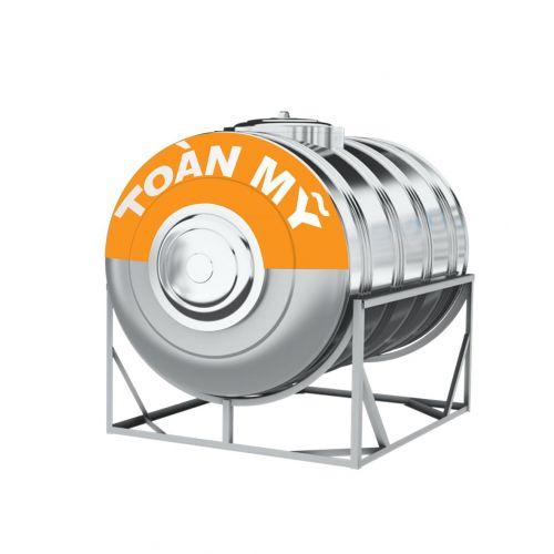 BỒN INOX TOÀN MỸ GOLD 1000L NGANG